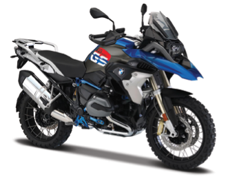 Maisto BMW R 1200 GS 2017 1:18 Scale Model