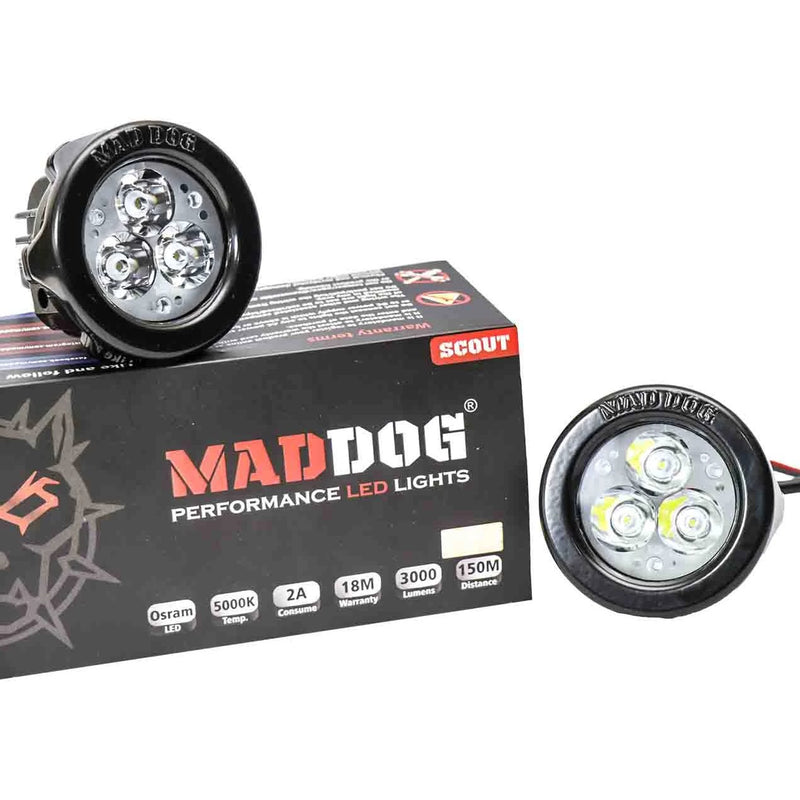 Maddog Scout Auxiliary light