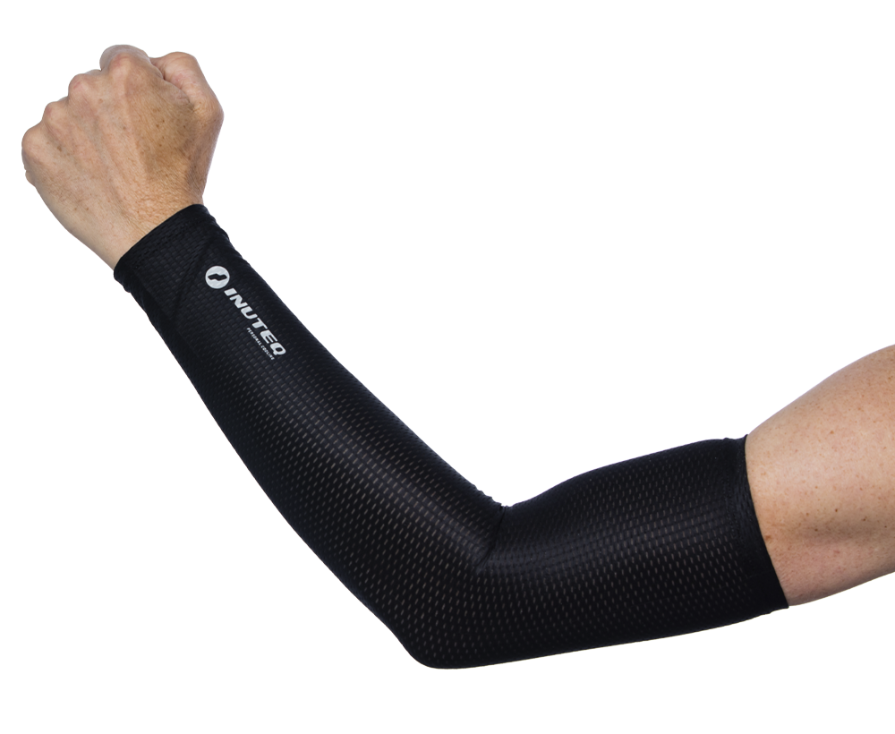BODYCOOL SLEEVES - BLACK PAIR