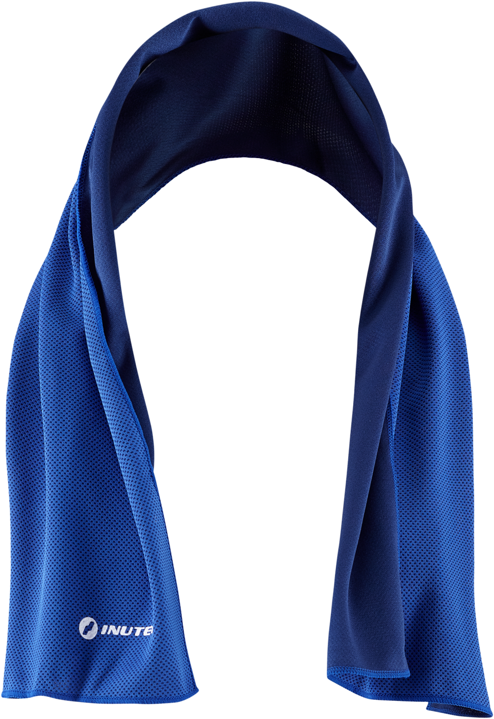 BODY COOLING TRAVEL TOWEL BLUE