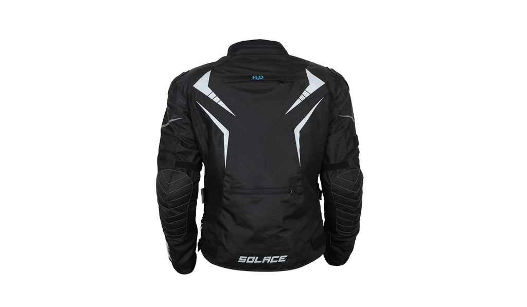 SOLACE SABRE JACKET V3 (Black)