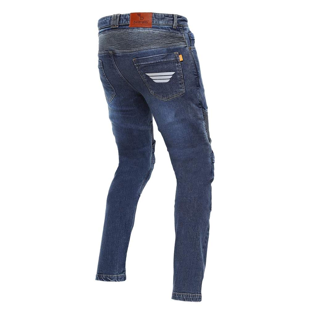 Bikeratti Steam Riding Denim