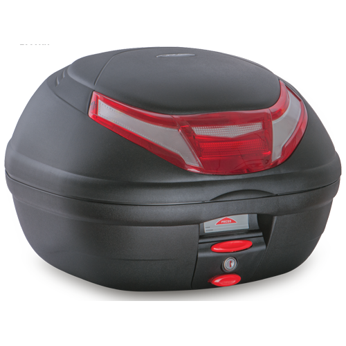 Givi - E350RN Monolock Top Case - Red Reflectors