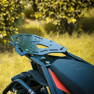 TOP RACK WITH PLATE TYPE-2 FOR KTM ADV 390