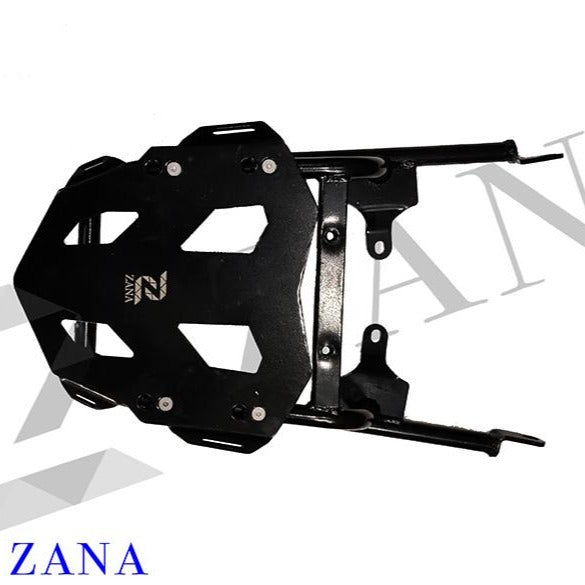 ZANA HIMALAYAN TOP RACK WITH ALUMINIUM BLACK PLATE T-1