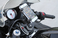 RAM X-Grip® Phone Holder with Motorcycle Fork Stem Base