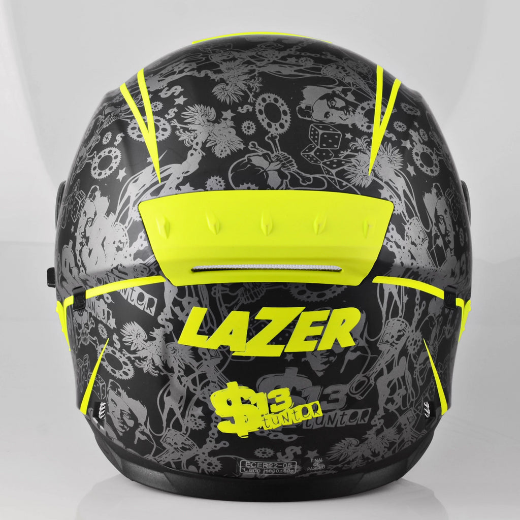 Lazer Rafale Original Up - Black Dark