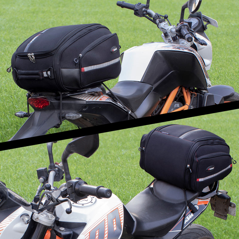 Viaterra raptor V2 Motorcycle Tailbag/Office bag