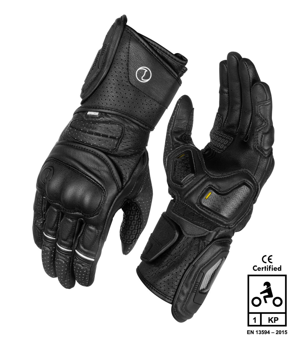 RYNOX STORM EVO 2 GLOVES - BLACK