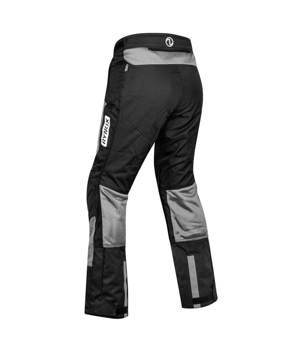 Rynox Storm Evo Pants (Black Grey)