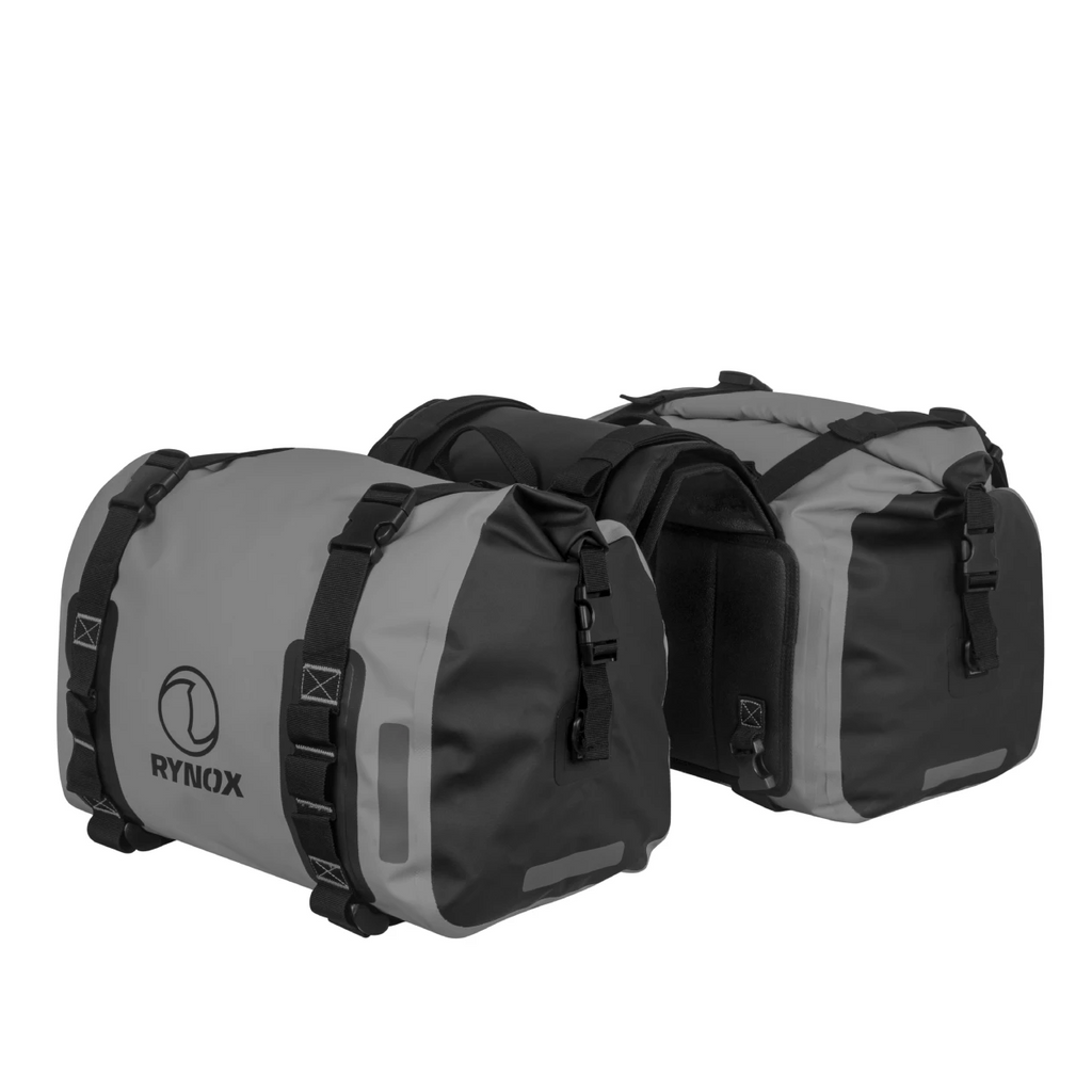 RYNOX EXPEDITION SADDLEBAGS - STORMPROOF