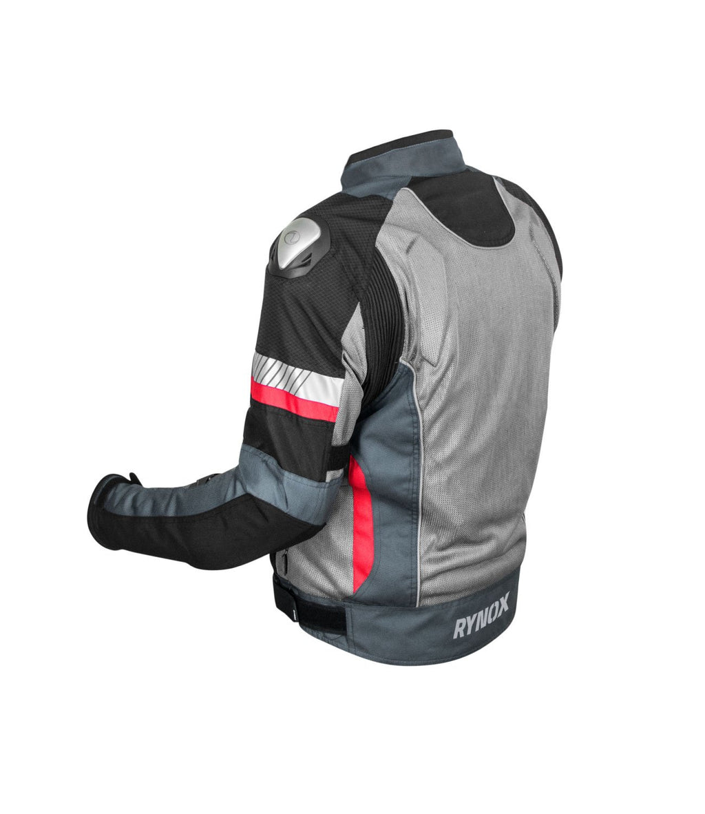 Rynox Storm Evo Jacket (Knight Grey)