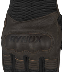 RYNOX URBAN GLOVES - BROWN