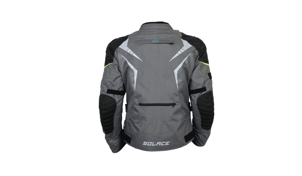 SOLACE SABRE JACKET V3 (Grey)