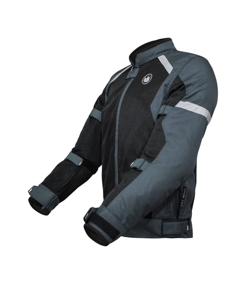 Rynox Urban Jacket (Stone Grey)