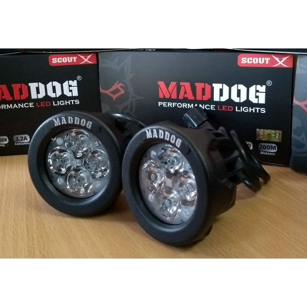 Maddog Scout-X Auxiliary light