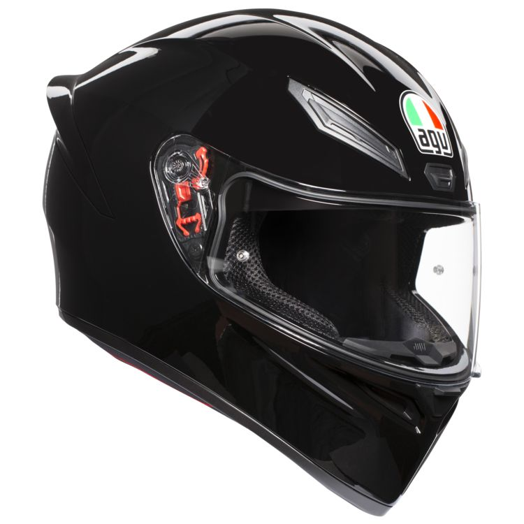 K1 AGV E2205 Solid Black