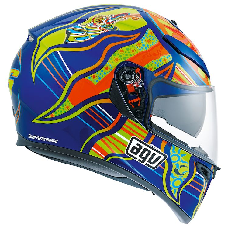 AGV K3-SV Five Continents