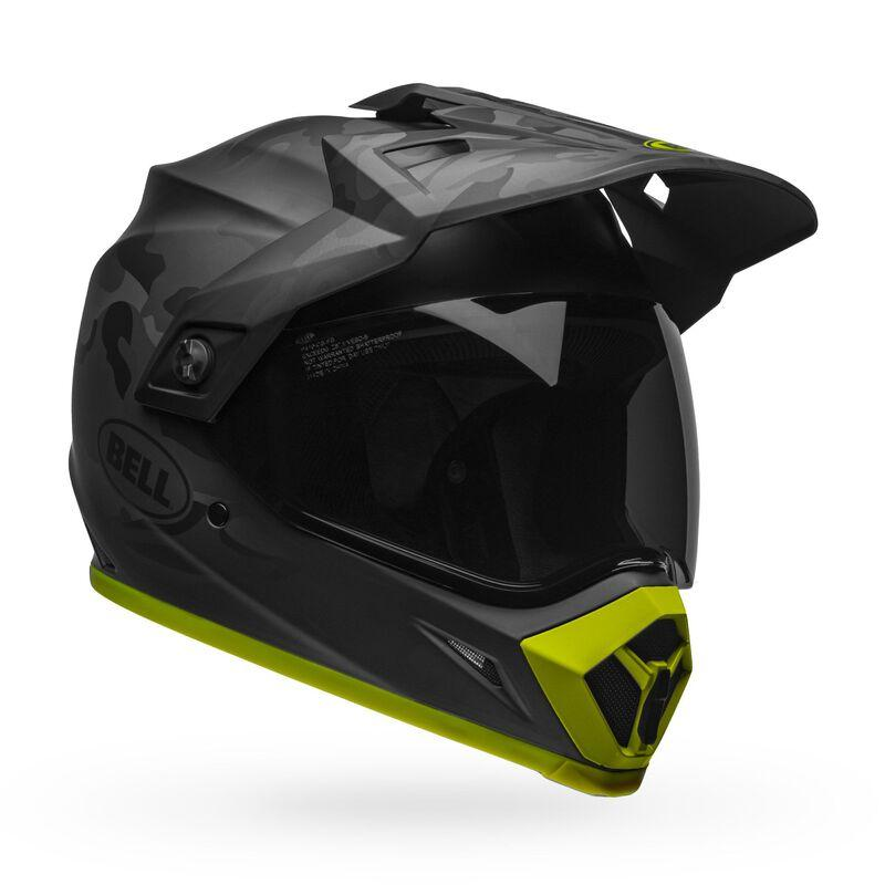 Bell MX-9 Adventure MIPS Stealth Helmet