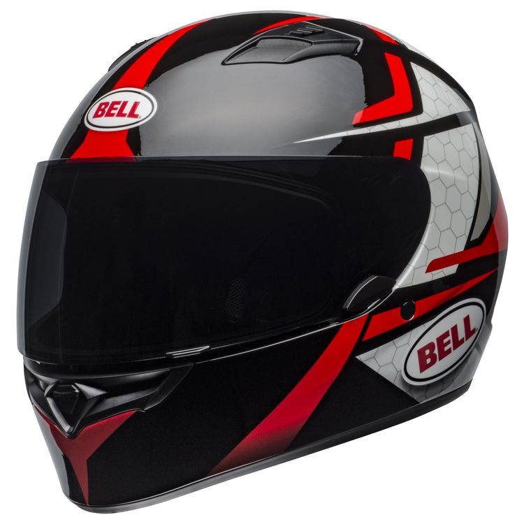 Bell Qualifier Flare Black Red