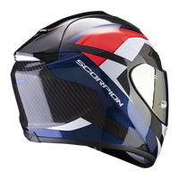 SCORPION EXO-1400 AIR CARBON LEGIONE BLUE RED
