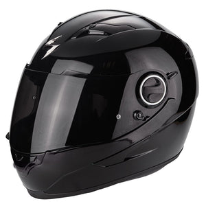 SCORPION EXO-490 SOLID - GLOSS BLACK