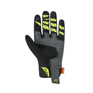 RACER ROCA 2 GLOVES - LIME