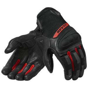 Rev'it Striker 2 Gloves Black Red