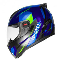 Shiro Helmet - SH-821 - Paul Ricard - Gloss Blue