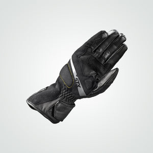 Shima STX Full Gauntlet Gloves - Black