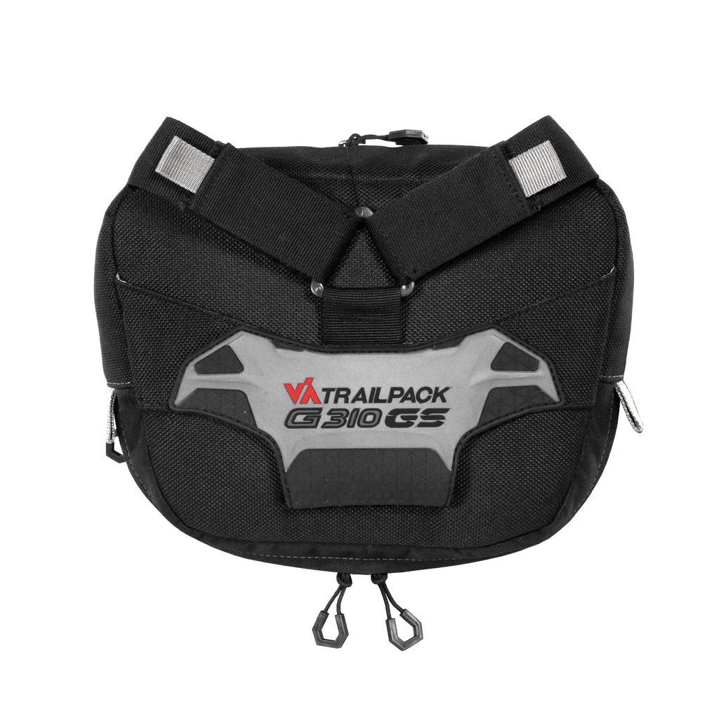 Viaterra Trailpack For BMW G 310GS (Black)