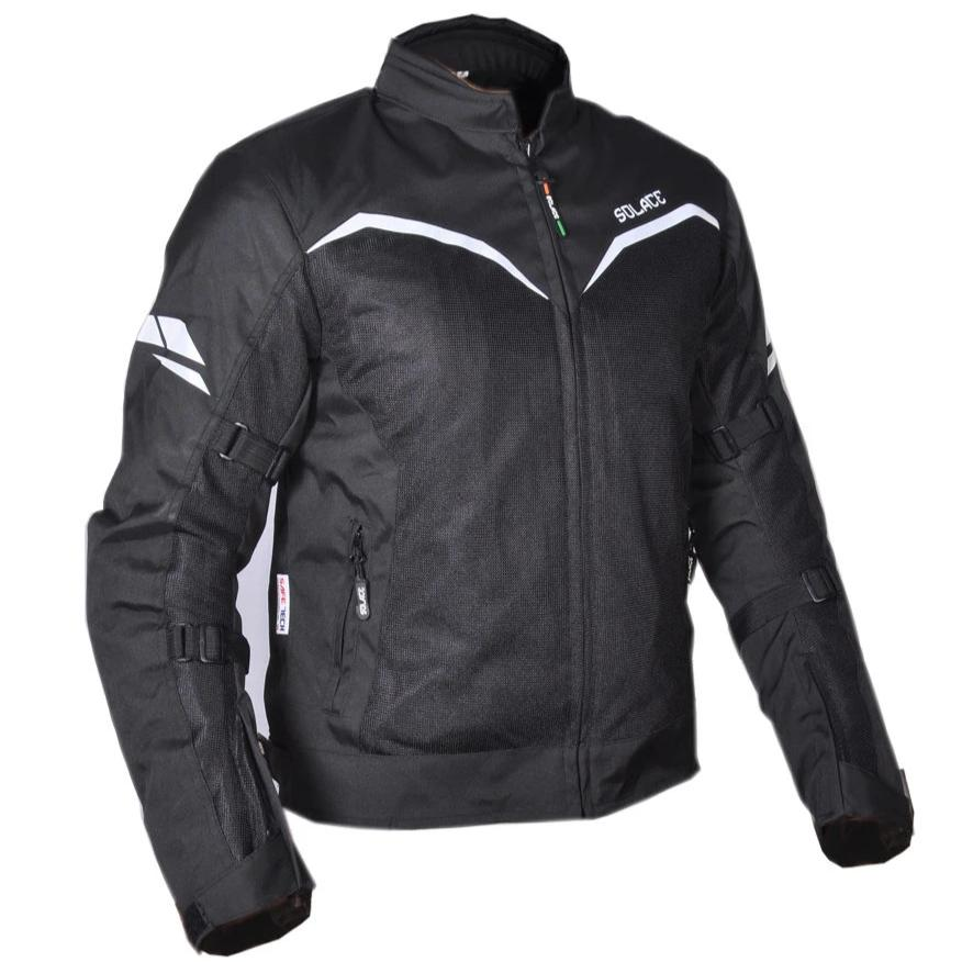 SOLACE RIVAL URBAN JACKET L2 (Black)