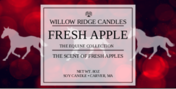 Fresh Apple Soy Candle