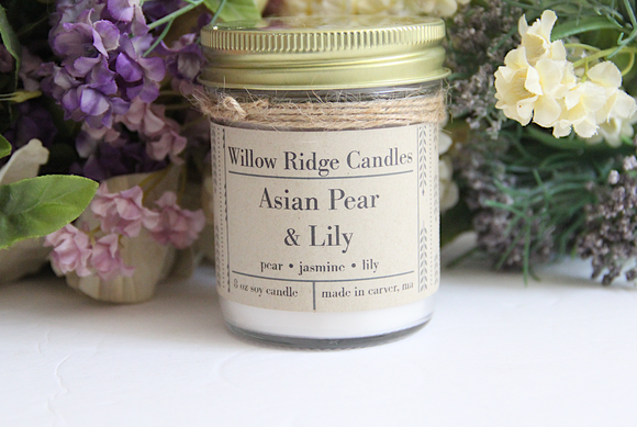 Asian Pear & Lily