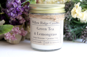 Green Tea & Lemongrass