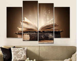 HD Prints Poster Modular Pictures Canvas Framework Islamic Qur Paintings Wall Art Modern Decoration For Living Room Home Artwork
