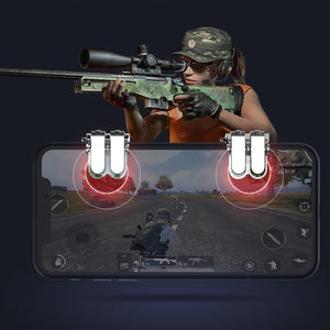 Pubg Mobile Claw Game Controller Trigger.