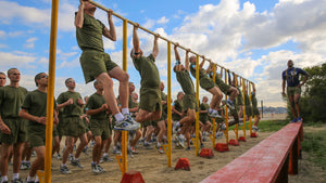 No Gym Required: 5 Workouts You Can Do While Deployed