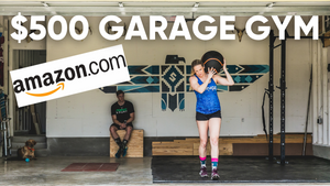 How to build a garage gym for $500 (on Amazon!)