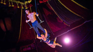 How a Circus Workout Lets Functional Fitness Clown Around