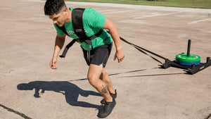 Prowler vs. Sled: Pushing a Load of Confusion Out of the Way