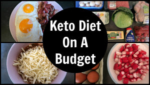 Workweek Keto Budget Meal Plan for the Lazy Chef