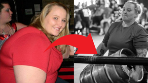 Krystle Rodgers - How I went from 400+ pounds to a Strongman National Competitor