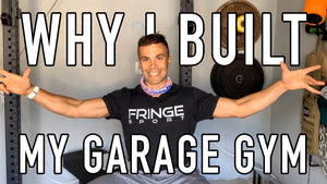The Garage Gym - Edition 2 by Fringe Sport