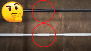 Do you need center knurling or not? Different types of barbells explained