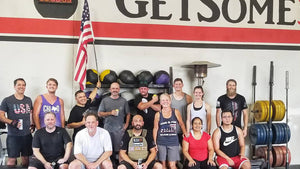 Alberto of Crossfit GetSome 365 Talks About Opening His Gym and being Burpee King