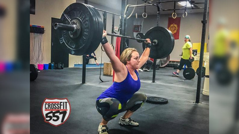Shane Of Crossfit 557 Talks About Being A Regional Athlete And A Box O