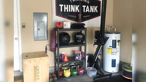Garage Gym of the Week: Daniel Jackson