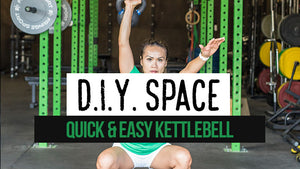 DIY Space | Quick & Easy Kettlebell