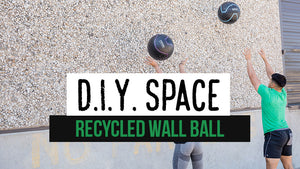 DIY Space | Recycled Wall Ball Guide